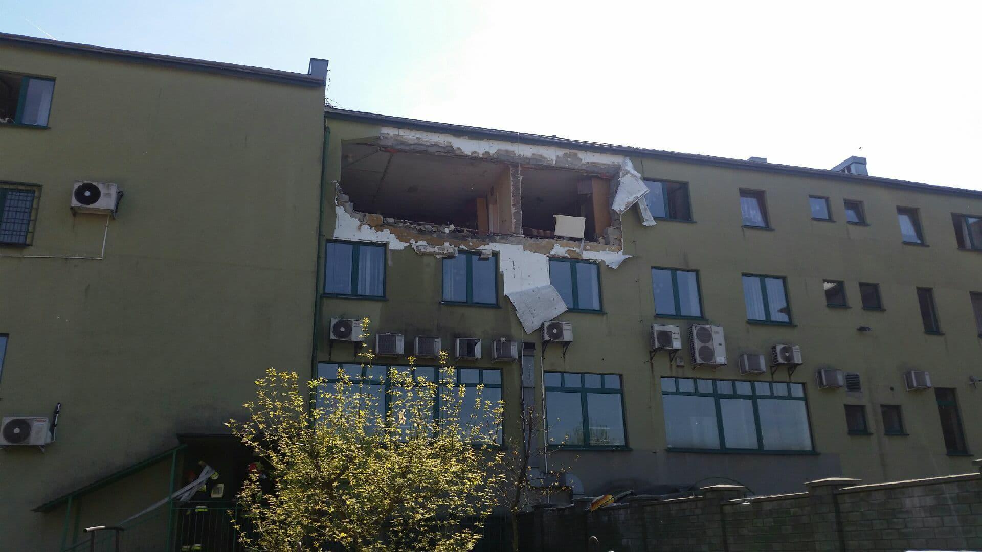 Rewelacyjny Wybuch gazu w bloku wielorodzinnym. ZDJĘCIA! - 112Malopolska.pl KL17